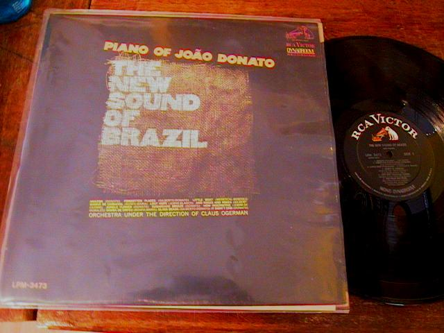 JOAO DONATO - SOUND OF BRAZIL - RCA - J 432