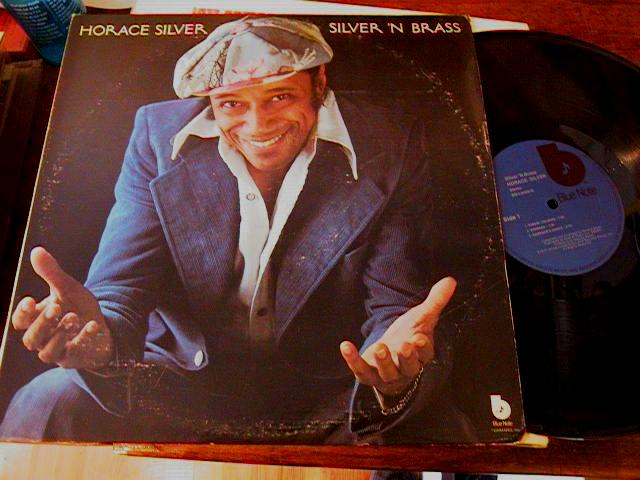 HORACE SILVER - SILVER 'N BRASS - BLUE NOTE - J 427
