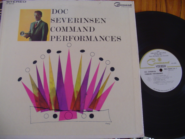 DOC SEVERINSEN - COMMAND PERFORMANCE - COMMAND