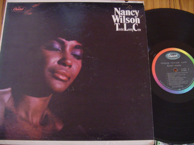 NANCY WILSON - TENDER LOVING CARE - CAPITOL PROMO