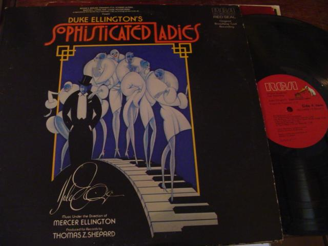 DUKE ELLINGTON - SOPHISTICATED LADIES - RCA 2LP - J 681