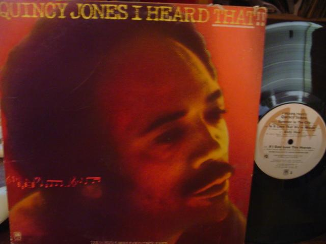 QUINCY JONES - I HEARD THAT - 2 LP A & M - J 661