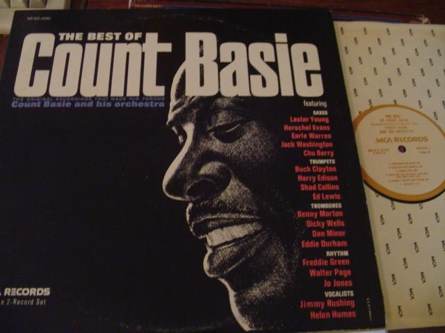 COUNT BASIE - THE BEST OF - MCA 2LP - J 677