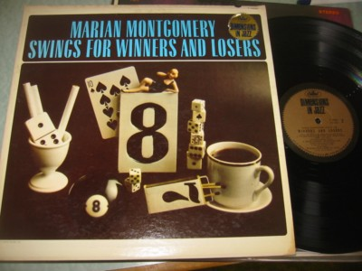 MARIAN MONTGOMERY - WINNERS & LOOSERS - CAPITOL [ J 872