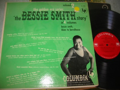 BESSIE SMITH - THE STORY VOL 2 - COLUMBIA { J 878