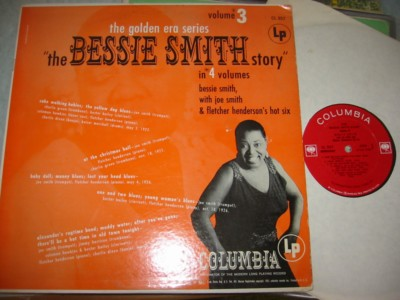 BESSIE SMITH - THE STORY VOL 3 - COLUMBIA { J 877