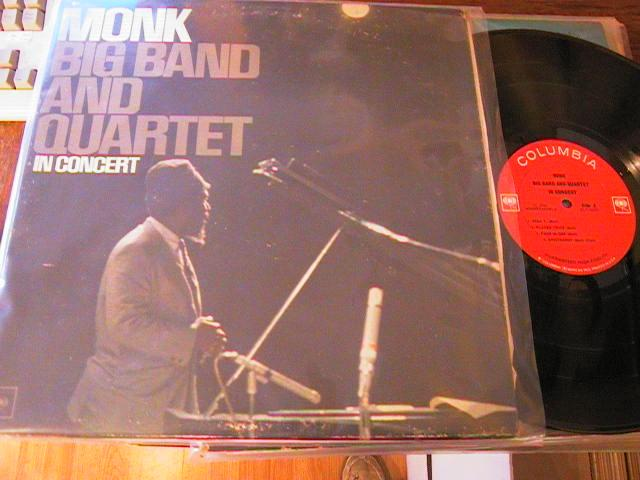 THELONIOUS MONK - IN CONCERT - COLUMBIA { J 585