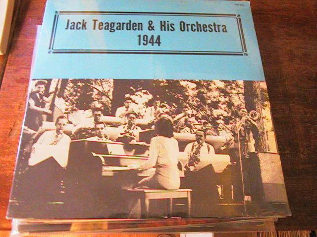JACK TEAGARDEN - 1944 - ALAMAC RECORDS SEALED { J 588