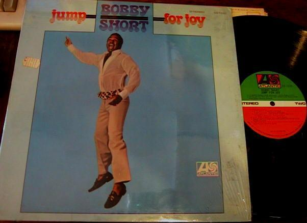 BOBBY SHORT - JUMP FOR JOY - ATLANTIC - J 499