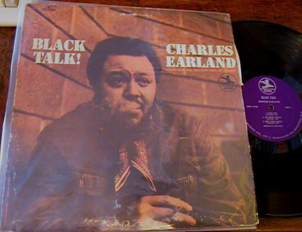 CHARLES EARLAND - BLACK TALK - PRESTIGE - J 505