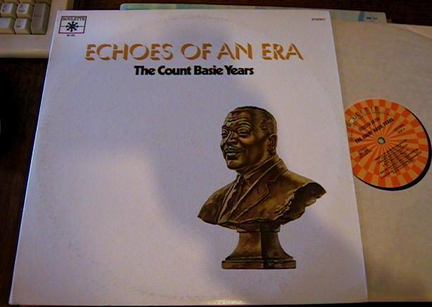 COUNT BASIE - ECHOS OF ERA - ROULETTE 2LP - J 495