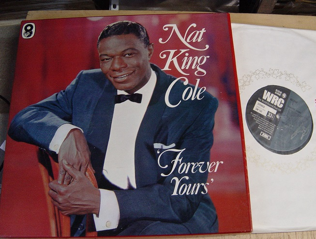 Nat King Cole - Forever Yours - World record Club - 6 LP Set -