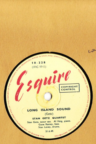 Stan Getz Quartet - Long Island Sound - Esquire UK
