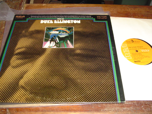 DUKE ELLINGTON - THIS IS - 2 LP RCA - J 237