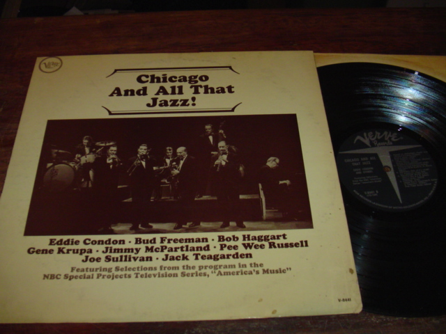 CHICAGO & ALL THAT JAZZ - VARIOUS ARTISTS - VERVE - J 215