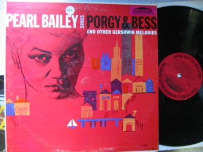 PEARL BAILEY - PORGY & BESS - FORUM - J 267