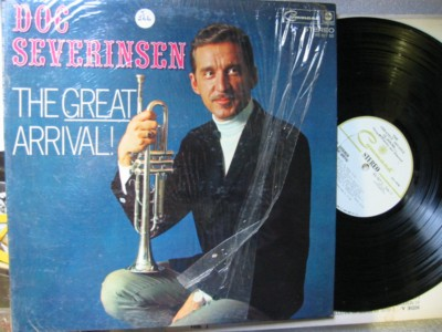 DOC SEVERINSEN - GREAT ARRIVAL - COMMAND - J 266