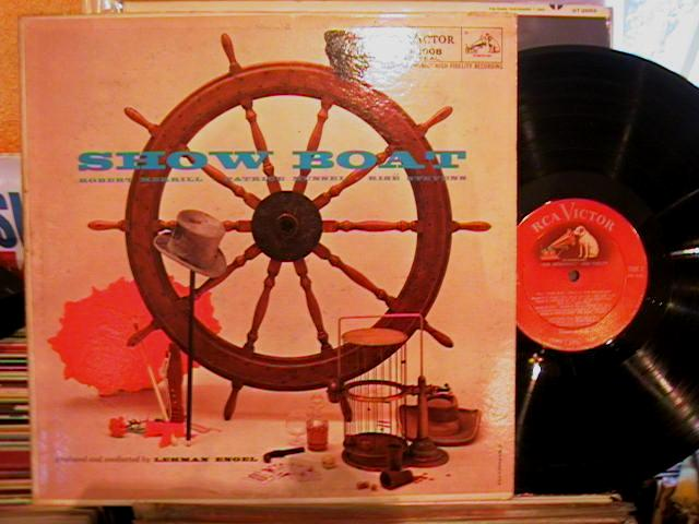 JEROME KERN - SHOWBOAT RCA MONO