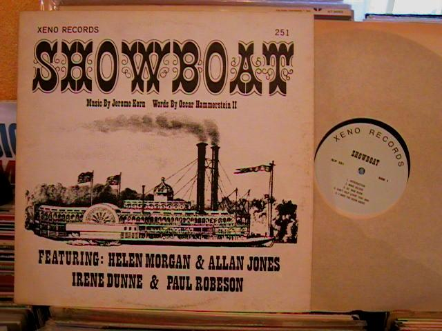 JEROME KERN - SHOWBOAT ROBESON - XENO