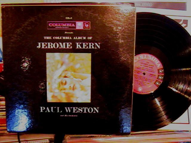 JEROME KERN - PAUL WESTON - COLUMBIA 2LP