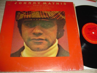 JOHNNY MATHIS - WHAT'LL I DO - COLUMBIA { 213