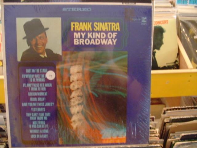 FRANK SINATRA - MY BROADWAY - REPRISE SEALED {168