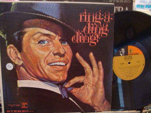 FRANK SINATRA - RING A DING DING - REPRISE { 167
