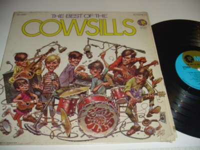 THE COWSILLS - BEST OF - MGM { AF 525
