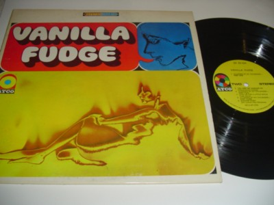 VANILLA FUDGE - SELF TITLE - ATCO SD33-224