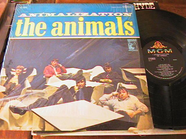 THE ANIMALS - ANIMALIZATION - MGM { 204