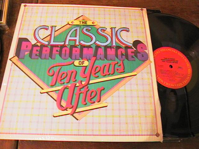Ten Years After - Classic Performances - Columbia 34366