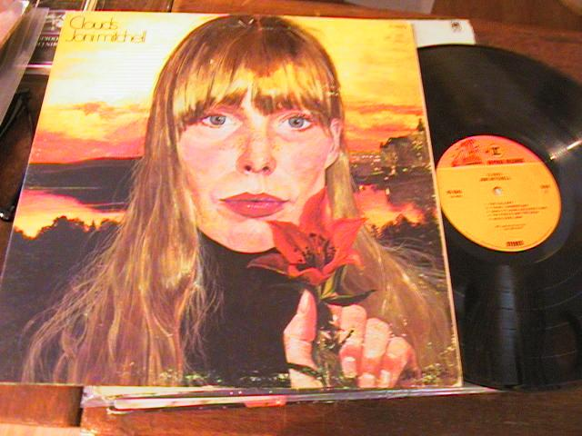 JONI MITCHELL - CLOUDS - REPRISE { AF 209