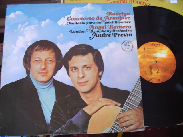 ANGEL ROMERO - RODRIGO GUITAR - PREVIN - ANGEL