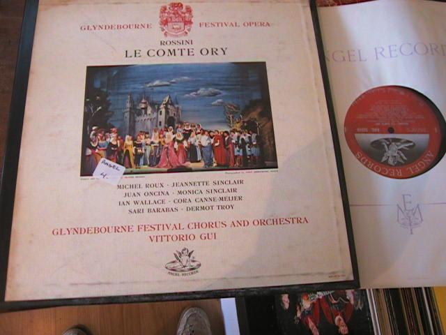 ROSSINI - LE COMTE ORY - GUI - ANGEL
