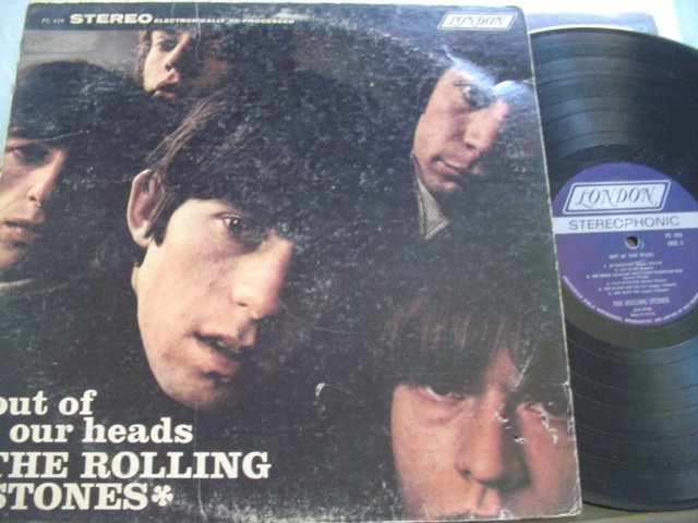 ROLLING STONES - OUT OF OUR HEADS - LONDON PS 429