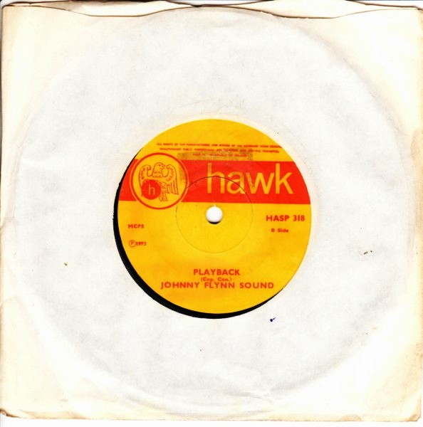 HASP 318 - Johnny Flynn Sound - Hawk 1973 - Click Image to Close
