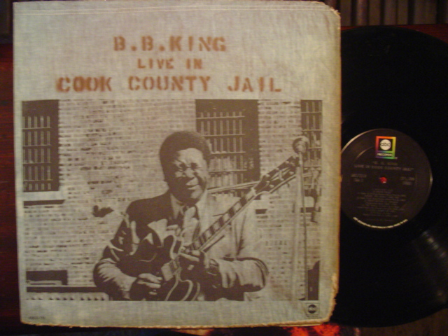 B.B. KING - LIVE COOK COUNTY JAIL - ABC