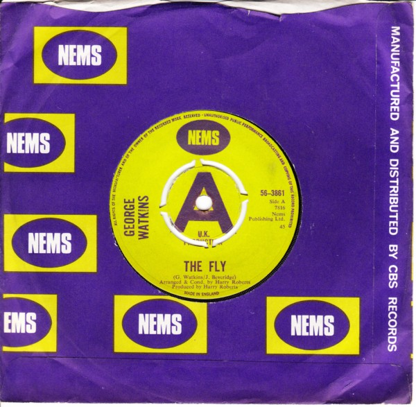 George Watkins - The Fly - Nems Demo 4070