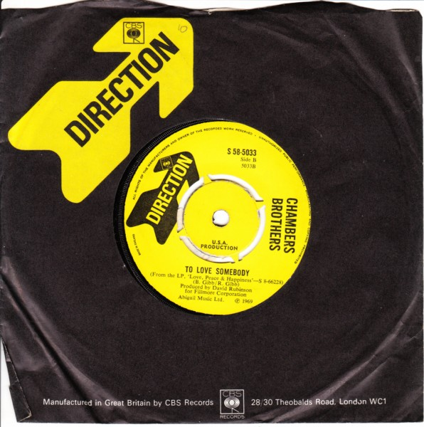 Chambers Brothers - Lets do it together - Direction Demo 4114