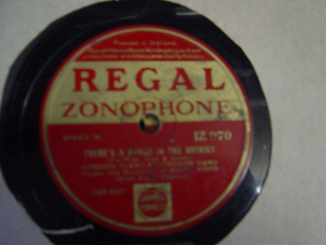 London Piano Accordeon Band - Mexicali Rose - Regal IZ 970