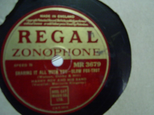 Harry Roy - Sharing it all with you - Regal MR 3679