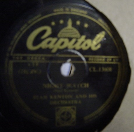 Stan Kenton - Night Watch - Capitol CL.13608