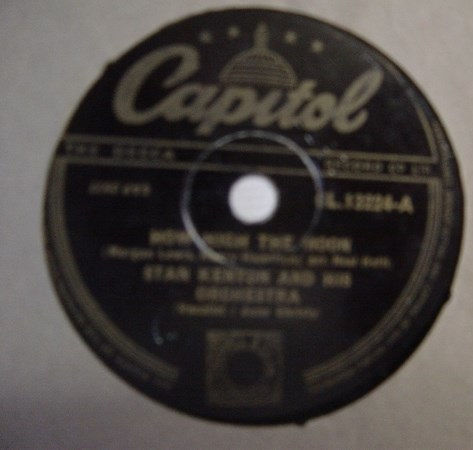 Stan Kenton - How high the Moon - Capitol CL.13224