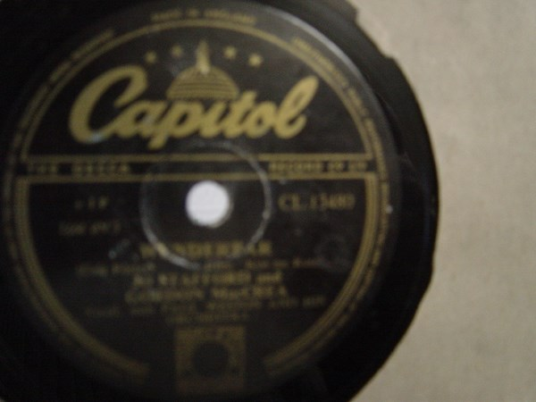 Jo Stafford Gordon MacCrea / Paul Weston - Capitol CL13480