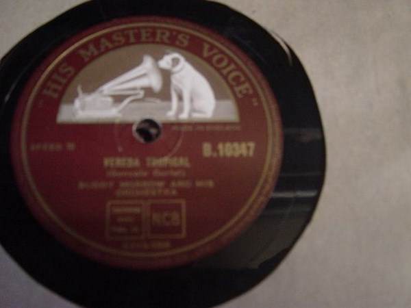 Buddy Morrow - Night Train - HMV B.10347