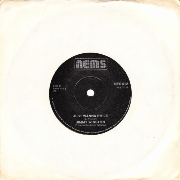 Jimmy Winston - Sun in the Morning - Nems 4452
