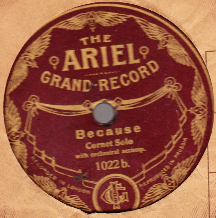First Life Guards - The Better Land - Ariel Grand Record 1022