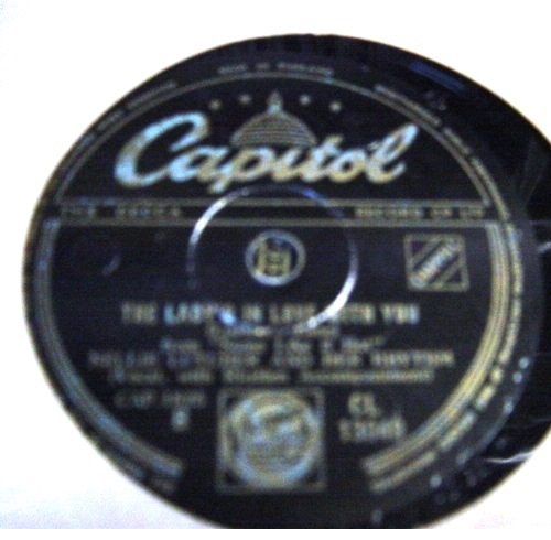 Nellie Lutcher - Come and get it honey - Capitol CL 13049