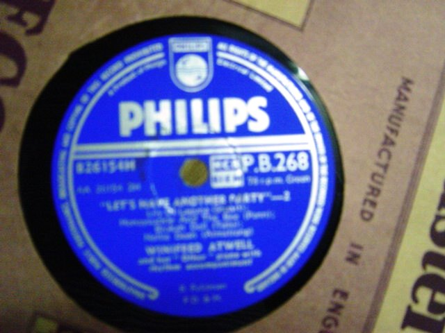 Winifred Atwell - Lets have another Party - Philips PB 268