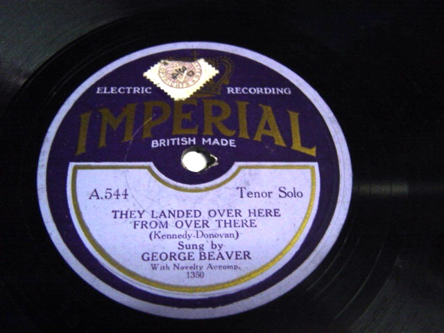George Beaver - When birds of a feather - Imperial A. 544
